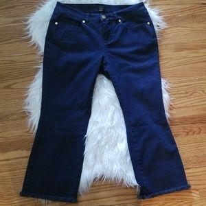 G.I.L.I petite jean capris